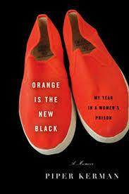 OrangeNew Black